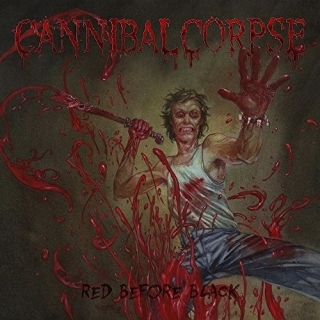 Cannibal Corpse / Red Before Black  (2017) [LP] Import