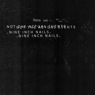 Nine Inch Nails / Not The Actual Events (2017) [LP] Import