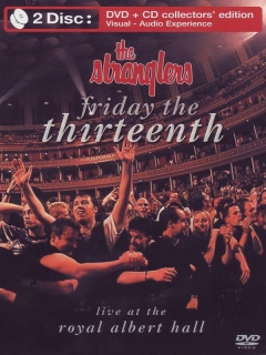 The Stranglers ‎/ Friday The Thirteenth (2003) [DVD+CD] Import