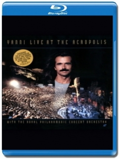 Yanni / Live At The Acropolis [Blu-Ray]