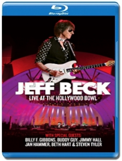 Jeff Beck / Live At The Hollywood Bowl [Blu-Ray]