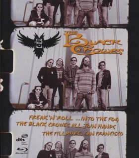 The Black Crowes ‎/ Freak 'N' Roll ...Into The Fog (2006) [Blu-Ray] Import
