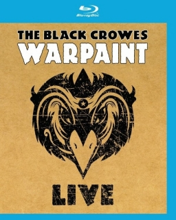 The Black Crowes ‎/ Warpaint Live (2009) [Blu-Ray] Import