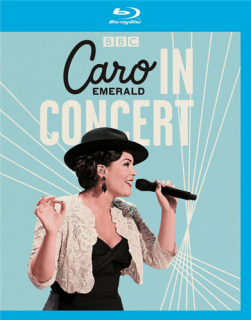 Caro Emerald / BBC session live (2013) [Blu-Ray] Import