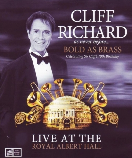 Cliff Richard / Bold As Brass (2010) [Blu-Ray] Import