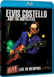 Elvis Costello And The Imposters / Live In Memphis (2005) [Blu-Ray] Import