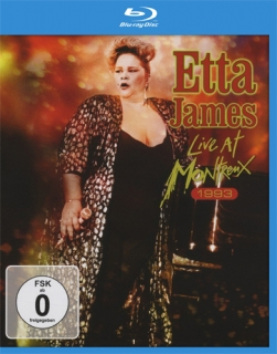 Etta James / Live At Montreux 1993 (2012) [Blu-Ray] Import