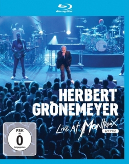 Herbert Grönemeyer ‎/ Live At Montreux 2012 (2012) [Blu-Ray] Import