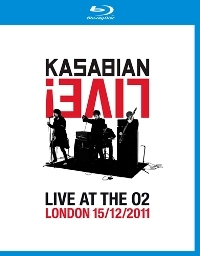 Kasabian / Live! Live at the O2 (2012) [Blu-Ray+CD] Import