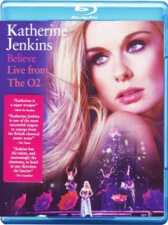 Katherine Jenkins / Believe Live From The O2 (2010) [Blu-Ray] Import