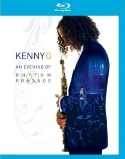 Kenny G / An Evening of Rhythm Romance (2008) [Blu-Ray] Import