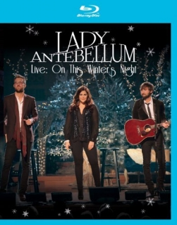 Lady Antebellum / Live: On This Winter's Night (2012) [Blu-Ray] Import