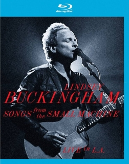 Lindsey Buckingham / Songs From The Small Machine (2011) [Blu-Ray] Import
