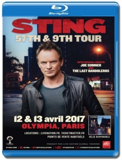 Sting / Live At The Olympia Paris [Blu-Ray]