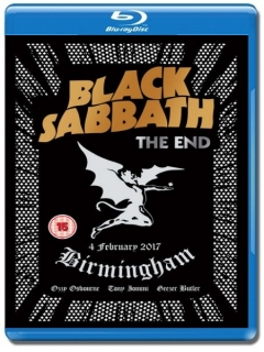Black Sabbath / The End: Live In Birmingham [Blu-Ray]