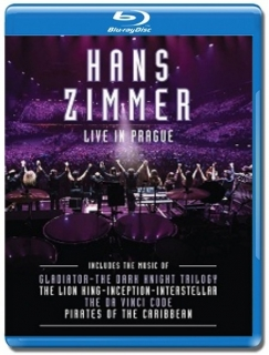 Hans Zimmer / Live in Prague [Blu-Ray]
