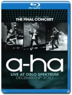a-ha / Ending on a High Note [Blu-Ray]