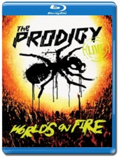 The Prodigy / Live World's On Fire [Blu-Ray]