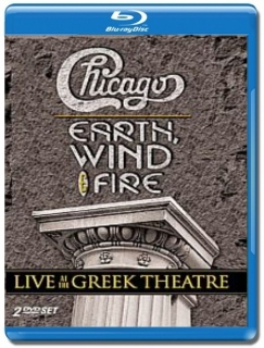 Chicago And Earth - Wind & Fire / Live At The Greek Theatre [Blu-Ray]