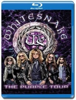 Whitesnake / The Purple Tour [Blu-Ray]