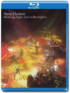Steve Hackett / Wuthering Nights: Live in Birmingham [Blu-Ray]