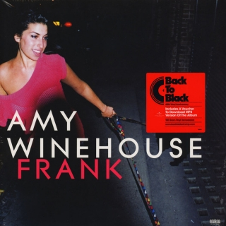 Amy Winehouse ‎/ Frank [LP] Import