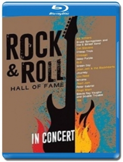 The Rock And Roll Hall Of Fame: In Concert [2хBlu-Ray]