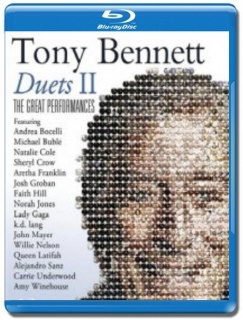 Tony Bennett / Duets II - The Great Performances [Blu-Ray]