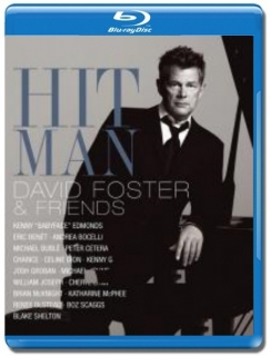 David Foster / Hit Man [Blu-Ray]