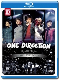 One Direction / Up All Night, The Live Tour [Blu-Ray]