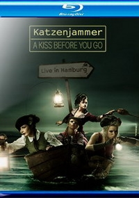 Katzenjammer / A Kiss Before You Go - Live in Hamburg [Blu-Ray]