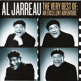 Al Jarreau ‎/ The Very Best Of: An Excellent Adventure [CD] Import
