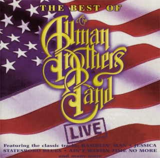 The Allman Brothers Band ‎/ The Best Of The Allman Brothers Band Live [CD]Import