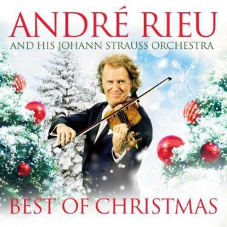 André Rieu ‎/ Best Of Christmas [CD] Import