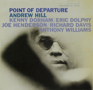 Andrew Hill / Point Of Departure [CD] Import