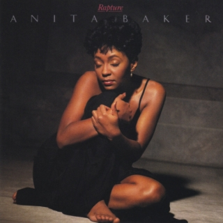 Anita Baker ‎/ Rapture [CD] Import