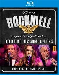 Welcome to Rockwell [Blu-Ray]