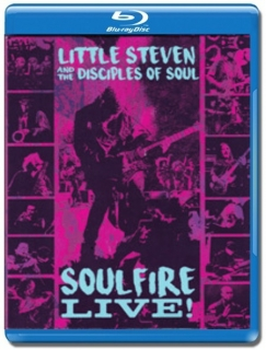 Little Steven and the Disciples of Soul: Soulfire Live! [2хBlu-Ray]