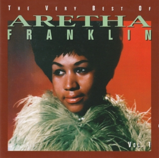 Aretha Franklin ‎/ The Very Best Of Aretha Franklin, Vol. 1 [CD] Import