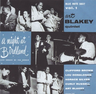 Art Blakey Quintet ‎/ A Night At Birdland, Volume One [CD] Import