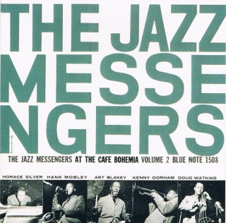 Art Blakey And The Jazz Messengers / At The Café Bohemia, Volume Two [CD] Import