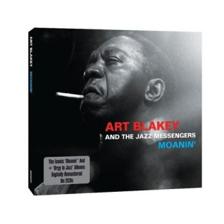 Art Blakey And The Jazz Messengers ‎/ Moanin' [2хCD] Import