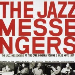 Art Blakey & The Jazz Messengers ‎/ At The Café Bohemia, Volume One [CD] Import