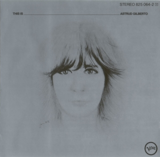 Astrud Gilberto ‎/ This Is Astrud Gilberto [CD] Import