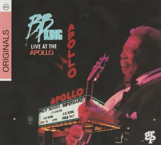 B.B. King ‎/ Live At The Apollo [CD] Import