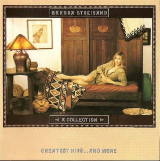 Barbra Streisand ‎/ A Collection (Greatest Hits...And More) [CD] Import
