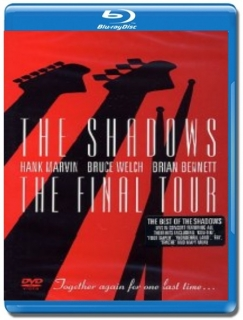The Shadows / The Final Tour [Blu-Ray]