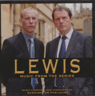 Barrington Pheloung, The London Metropolitan Orchestra  Lewis: Music [CD] Import