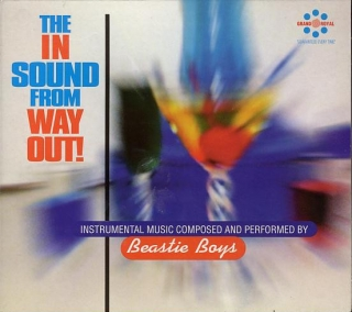 Beastie Boys ‎/ The In Sound From Way Out! [CD] Import
