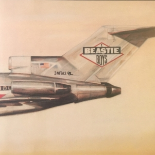 Beastie Boys ‎/ Licensed To Ill [CD] Import